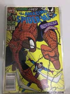 Amazing Spider-Man Issue 345