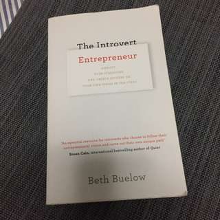 Introvert Entrepreneur by Beth Buelow [Paperback]