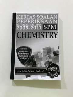 Chemistry Past 2005-2011