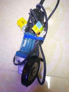 Makita 金屬切割機 cut機 磨機 新淨 110W