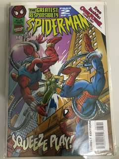 Spider-Man Issue 63