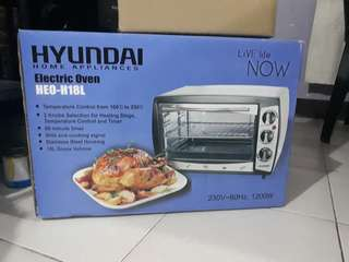 Repriced!!! BRAND NEW!!!! Hyundai Electric Oven