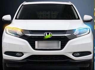 Honda Vezel Headlight Eyelid Led DRL