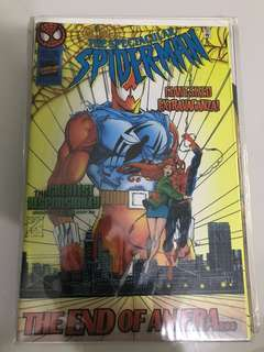 The Spectacular Spider-Man Issue 228