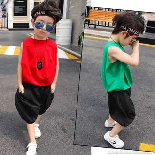 Boy 2 piece set