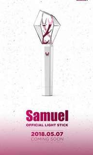 Samuel Official Lightstick