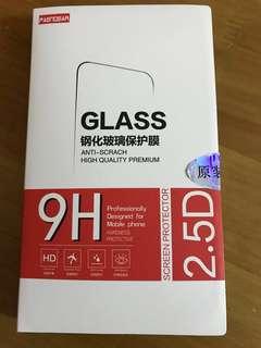 Iphone 7 plus 鋼化膜 白色全包邊