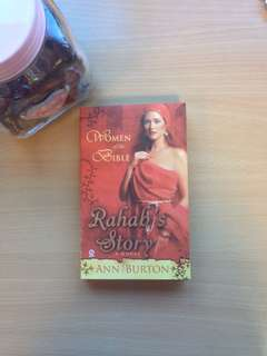 Women of the Bible Rahab's Story Ann Burton