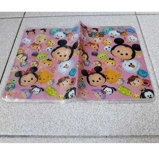 Tsum Tsum Passport cover - Pink