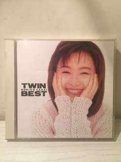 酒井法子-twin best (只有disc one)