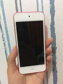Ipod Touch 6th gen 64 GB PINK