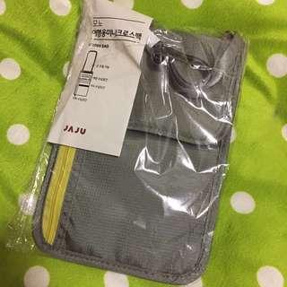 包郵 韓國 多用途袋 旅行袋 travel bag 證件袋 萬用袋
