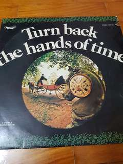 vinyl record Turn back the hands of time