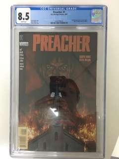 Preacher #1 CGC 8.5