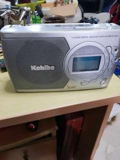 Kchibo radio