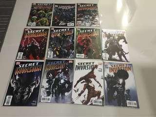 Marvel Avengers Secret Invasion