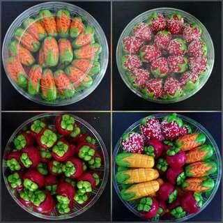 Azi Pineapple Tart