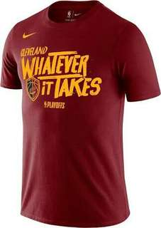 Whatever it takes cleveland cavaliers shirt