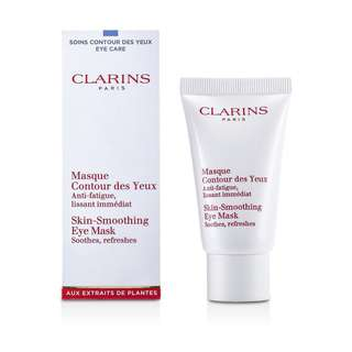 CLARINS Skin-Smoothing Eye Mask - Soothes/Refreshes 5ml