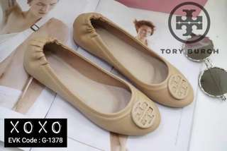 Style Tory Burch flat shoes