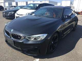 UNREG 2014 BMW M4 3.0 Turbo (High Spec) black