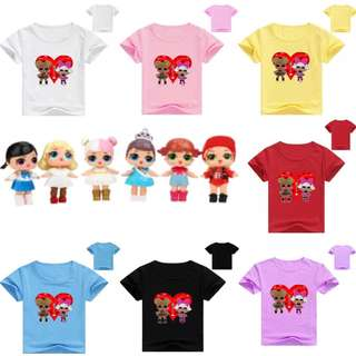 PO LOL Surprise Doll tee