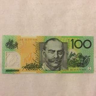 澳元紙幣 11777659