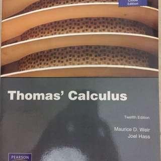 MA1505 MA1506 Textbook