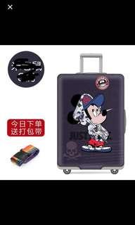 行李箱保护套 luggage cover