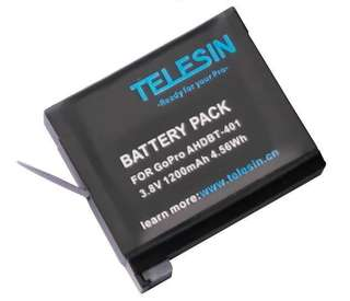 Battery Gopro Hero4
