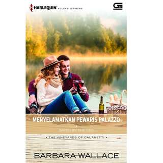 Ebook Menyelamatkan Pewaris Palazzo (Saved By The CEO) - Barbara Wallace
