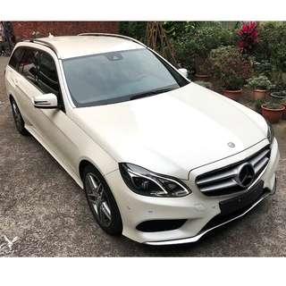 #老闆說客人來就賣#老闆再次叮嚀月底前不要看到他了 #動靜皆宜的好車 #13年式#Benz #S212 #E250 #AMG #Estate