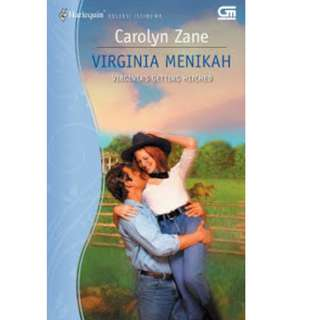 Ebook Virginia Menikah (Virginia's Getting Hitched) - Carolyn Zane
