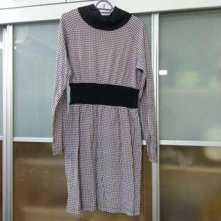 Work Dress (Super Comfy!) + Posting included