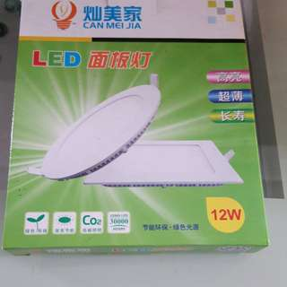 🔥sale for Brand New Ultra-Thin Recessed Square LED Downlight 12w
