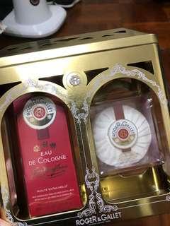 ROGER & GALLET 香水禮盒