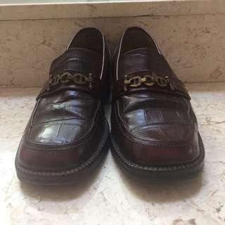 Sepatu Aigner Made In Germany Original Preloved