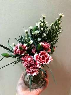 Jar of Hearts - Freestyle 🌺 || Fresh Flowers Floral Vase Arrangement