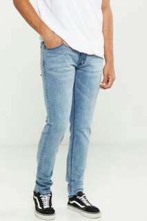 Cotton On Slim Fit Blue Jeans