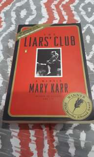 The Liars' Club by Mary Karr (memoir)