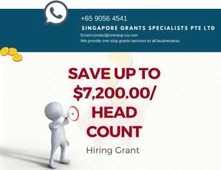 Business grants services