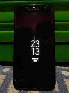 Samsung j7 pro blackmatte masih garansi panjang SEIN