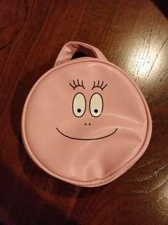 BNIB Barbapapa toiletries/makeup bag