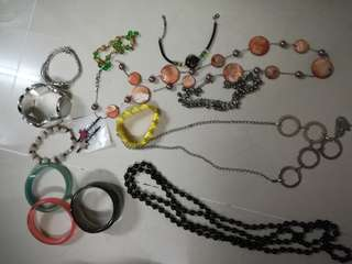 Accessories (TAKE ALL RM20 only)