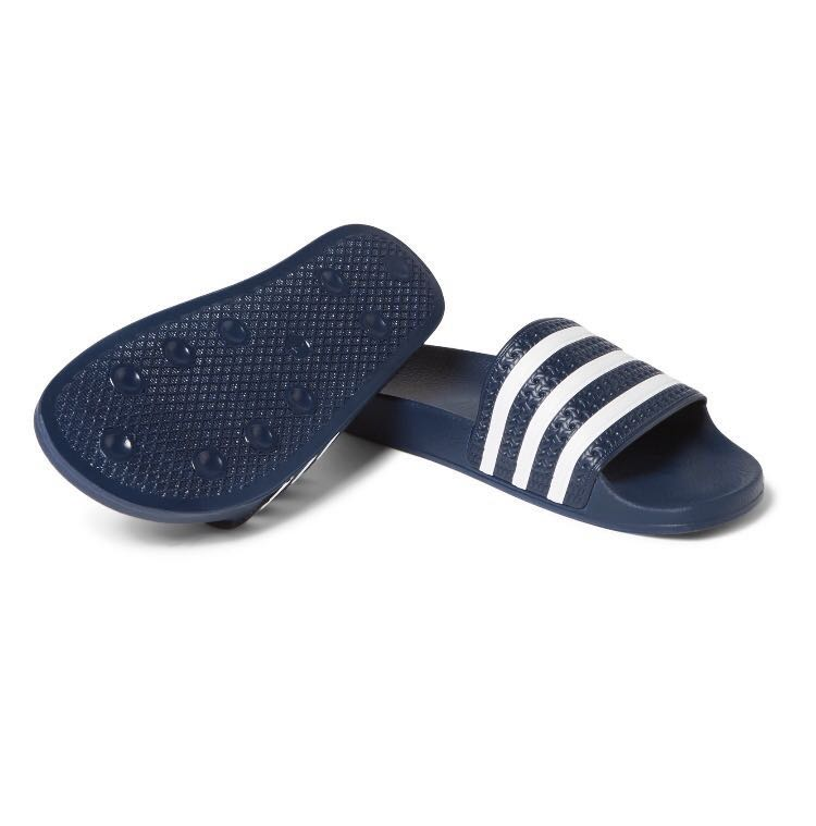 288876aae78f Adidas Adilette Texture Rubber Slides (101% Authentic)