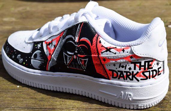 Air Force One X Star Wars