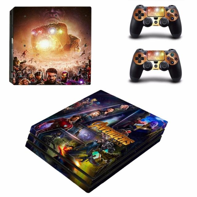 Faceplates, Decals & Stickers Pes 2018 1 Sticker Console Decal Playstation 4 Controller Vinyl Ps4 Skin Less Expensive