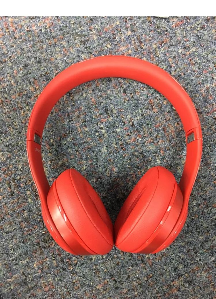 Beats Solo 2 Wired Headphones Red Electronics Audio On Carousell