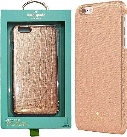 BRAND NEW Kate Spade Saffiano Leather Wrap Phone Cases