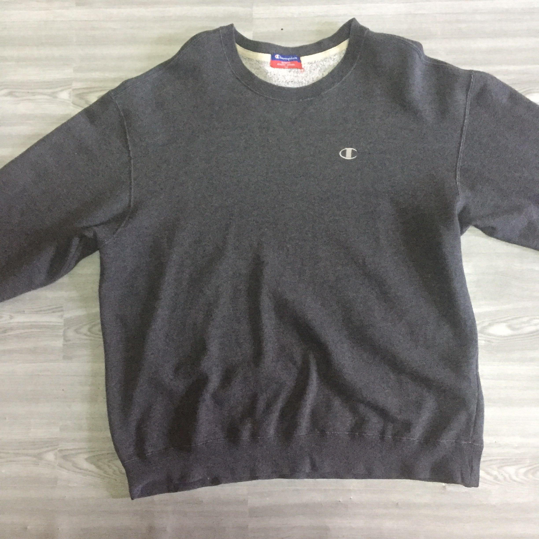 c3eadd4b7 Champion sweatshirt, Men's Fashion, Clothes on Carousell